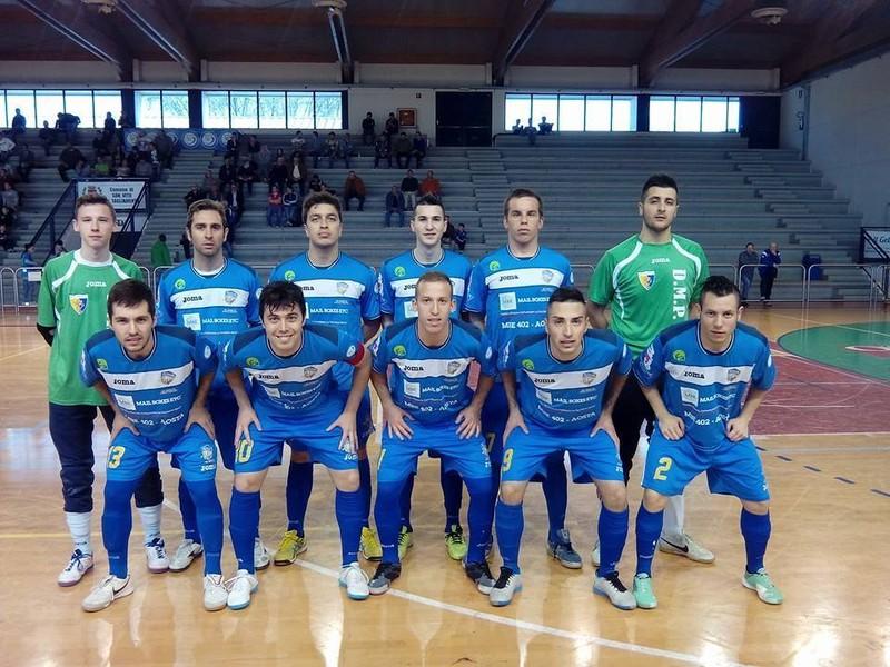 Calcio a 5: A2; l'Aosta 511 espugna il campo di Cagliari - Aostasports.it