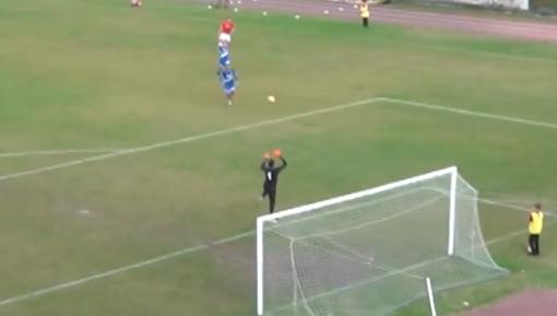 (VIDEO) PRODEZZA ARGENTINA - Aygreville, il gol di Barbuio che vale il primato