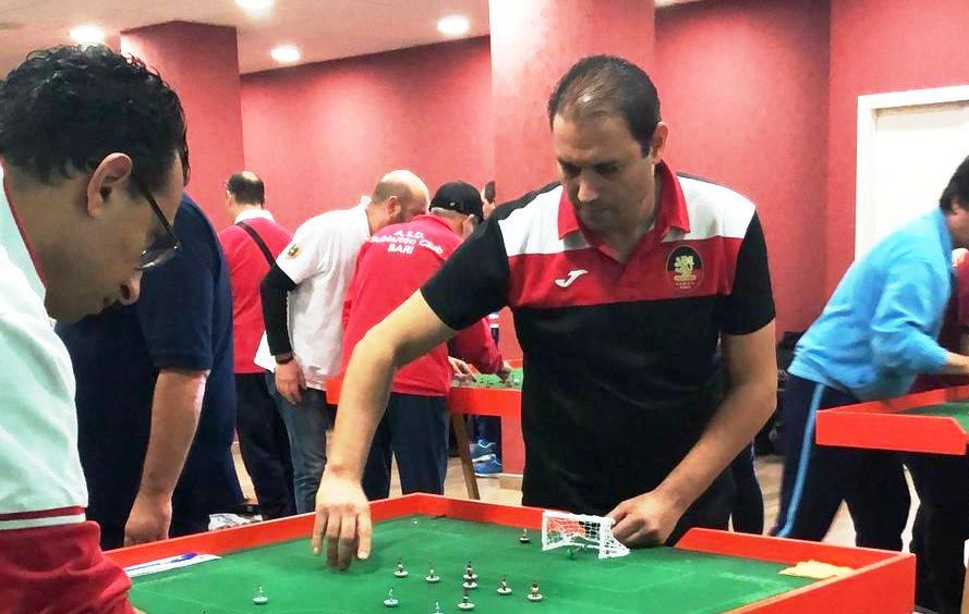 Calcio Tavolo: L'Aosta sale al sesto posto nel ranking italiano - Aostasports.it
