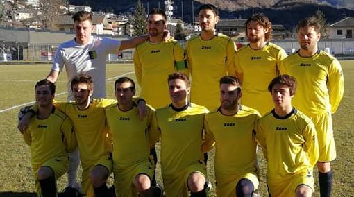 Calcio: Promozione; nel recupero Saint Vincent-Charvensod 0-1
