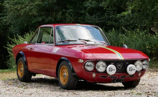 Auto: A Biella Lancia Fulvia International Meeting