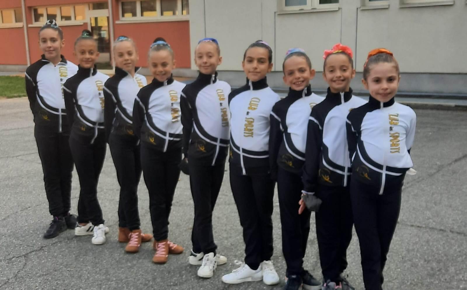 Ginnastica: Il Comitato Piemonte Valle d'Aosta festeggia 1 150 anni della Federazione