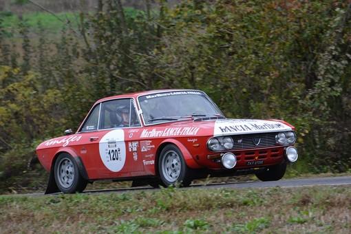 """Auto: Lanier e D'Herin vincono la regolarità sport de """"La Grande Corsa"""""""