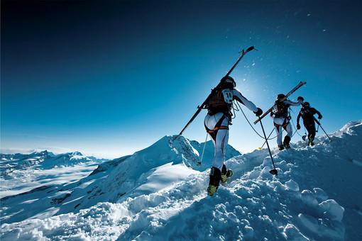Scialpinismo: 849 atleti al via domani del Trofeo Mezzalama