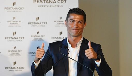 Calcio: 'Giallo' sulla presenza di Cristiano Ronaldo a Courmayeur