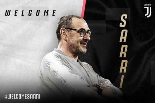 La Juve riparte da Sarri: è ufficiale. Obiettivo: conquistare l'Europa con il bel gioco