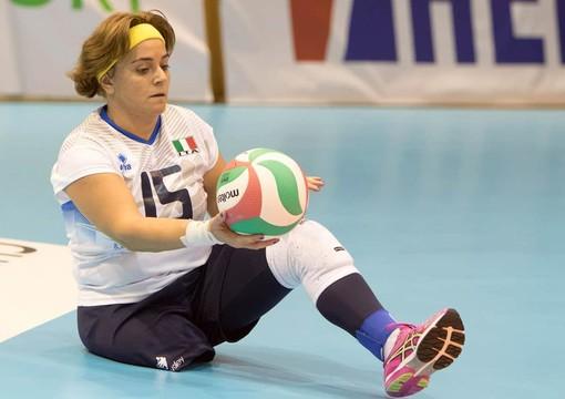 Alessandra Vitale - Sitting Volley