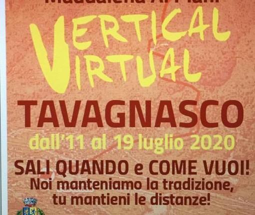 Tavagnasco Virtual Vertical: dall'11 al 19 luglio la Corsa ai Piani mantiene la tradizione nel rispetto delle distanze