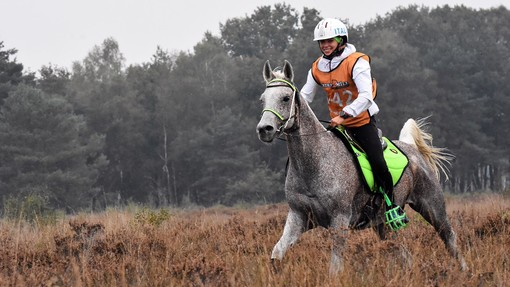 Endurance: Alessia Lustrissy e Deporto nella  Top 10 mondiale