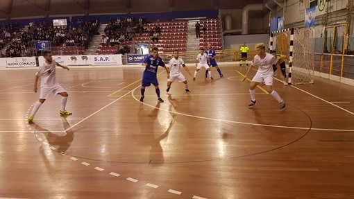 Calcio a 5: A2; Aosta suicida al Montfleuri, il Chiuppano suona il de Profundis
