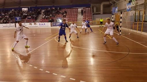 Calcio a 5: U19; l'Aosta 511 di Tiago Calli torna a vincere in campionato