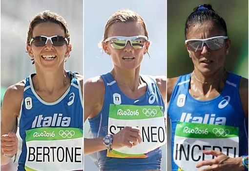 Maratona: Christine Bertone a Valencia per metterci un po di estro artistico