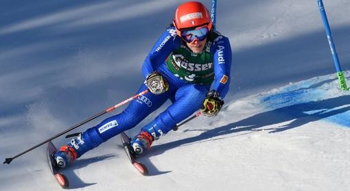 Sci: Iniziano gli allenamenti sulla neve di Federica Brignone