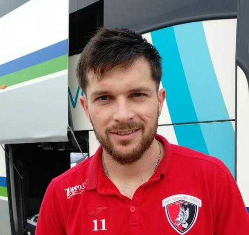 L'argentino Barbuio espulso per motivi che sa solo l'arbitro