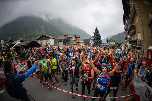 Trail: Dall'Italia alla Svizzera, 900 atleti al Collontrek