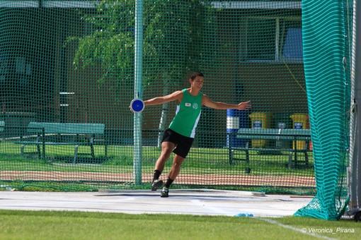 Atletica: Il nuovo primato regionale nel disco junior è di Alessandro Casadei