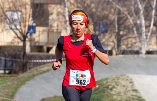 Podismo: Per Francesca Canepa record 12 ore, ha percorso oltre 136 Km.