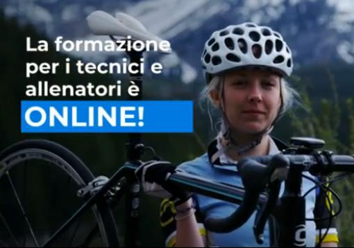 Ciclismo: Parte la Formazione a distanza delle Federazione Ciclistica Italiana