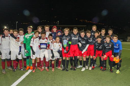 Calcio: U14, Aygreville crolla sotto i colpi dell'Alpignano