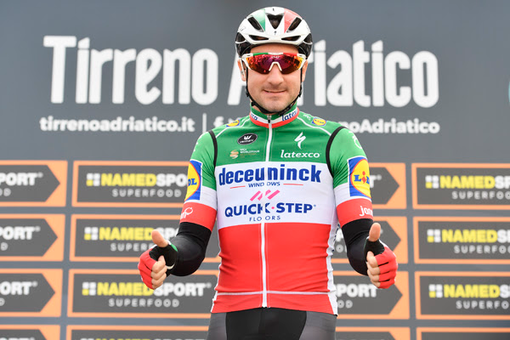 Ciclismo: Oggi la tappa più lunga della Tirreno - Adriatico