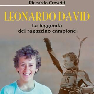 Sci: La 'leggenda' di Leonardo David nel libro di Riccardo Crovetti