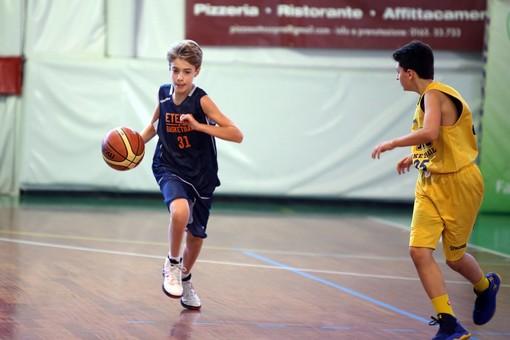 Basket: Under 15, Eteila punta a vincere il campionato Silver