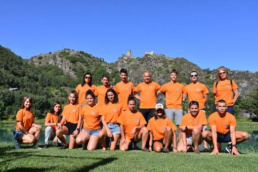 "Rafting: Al via in Valle d'Aosta ""Be young Be water""  primo Camp internazionale dei giovani atleti"