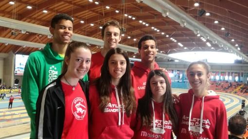Atletica: Per i valdostani argento e bronzo agli italiani indoor Junior promesse