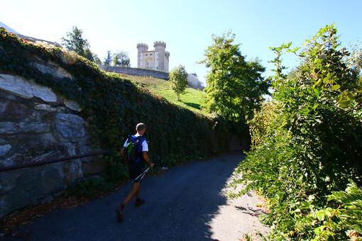 Trail: I sentieri del Grivola Trail sono accessibili, puliti e già tracciati