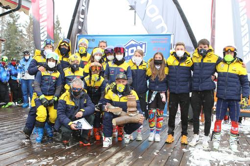 Sci: Memorial Fosson, lo Ski Club Challenge è ancora del Gardena