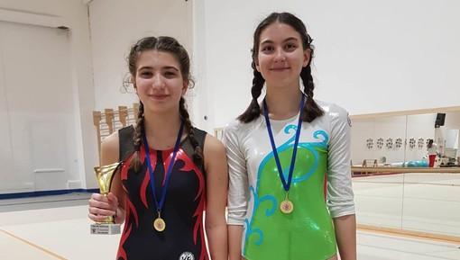 Ginnastica: Alessia Carcavallo della Gym Aosta conquista Biella