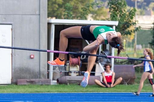 Clarissa Giannatasio in azione