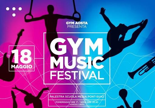 Ginnastica: Sabato il grande Gym Music Festival a Pont Suaz-Charvensod