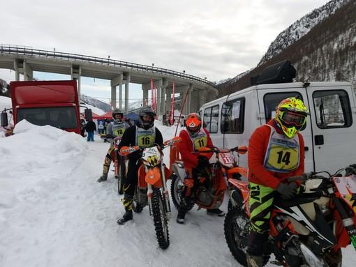 Motociclismo: l'Ice Trophy torna a Crevacol per la terza tappa