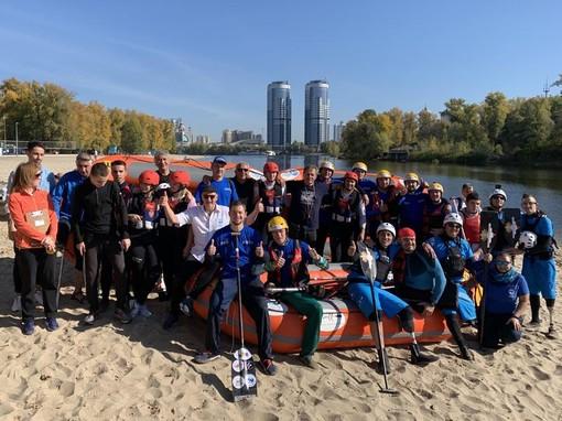 Para rafting: Grandi risultati per gli azzurri ai Mondiali di Kiev
