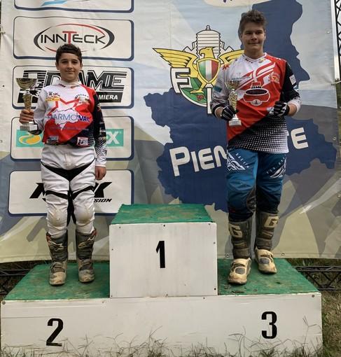 Vincenzo Bove e Nicolas Seris: due podi a Pinerolo