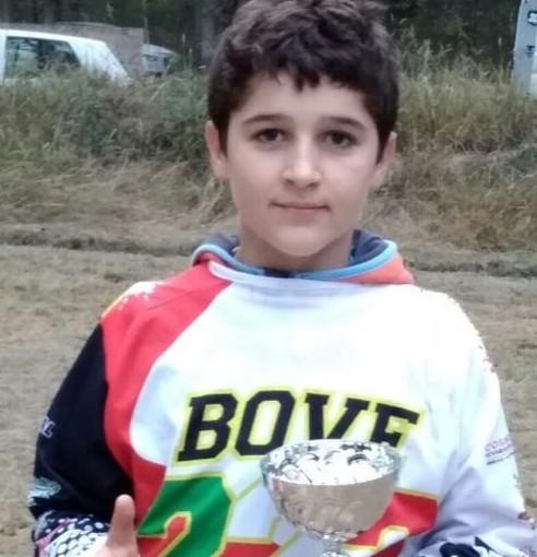 Vincenzo Bove  campione MotoAsi 2019