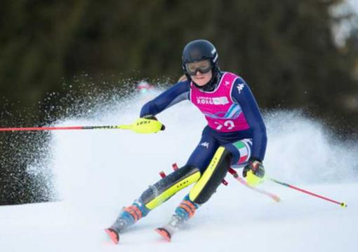 OG Sci alpino: Sophie Mathiou quinta nella Combinata di Losanna