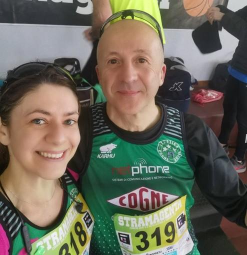 Valentina Nasso e Luciano Malino