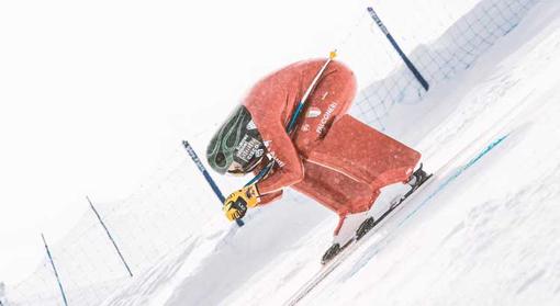 Lo sci di velocità riprende da Champoluc