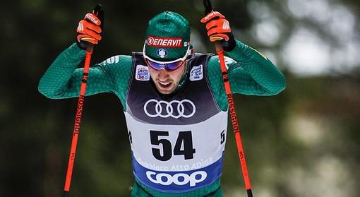 """Sci nordico: Pellegrino a Dresda per ritrovare il successo nella sprint: """"Pista più dura rispetto all'anno scorso, ma punto al massimo risultato"""""""