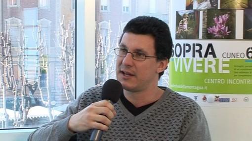 Joseph Péaquin Président UPF Vallée d'Aoste