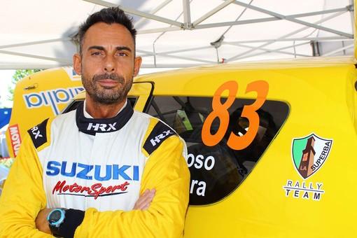 Rally: Alla partenza del Roma anche Corrado Peloso