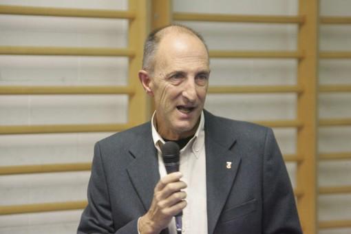 Il presidente Asiva Marco Mosso