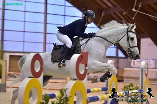 Equitazione: Un fine settimana di belle prestazioni per i valdostani