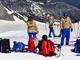 Sci: Ultimi giri per le slalomiste a Cervinia prima della partenza per Levi