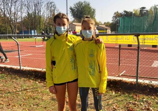 Laura Segor e Axelle Vicari
