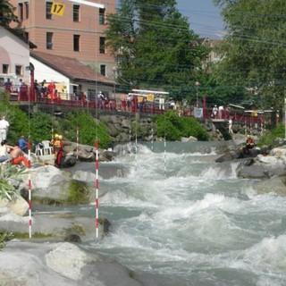 Campionati Europei di Canoa Slalom a Ivrea: voglia di canoa, voglia di esserci