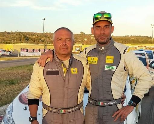 Paolo Carrucciu e Corrado Peloso