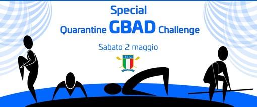 """Arriva la """"Special Quarantine GBAD Challenge"""", la gara per gli atleti Speciali"""